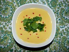 Crooked Neck Squash Soup