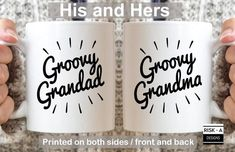 Grandma Mug, Grandmother Gifts, Coffee Mug Sets, Mugs Set, Granny Gifts, Couple Mugs, Grandparent Gifts, Personalized Mugs, Good Advice