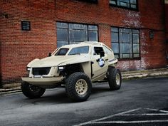 Local Motors XC2V Prototype / rally fighters big brother