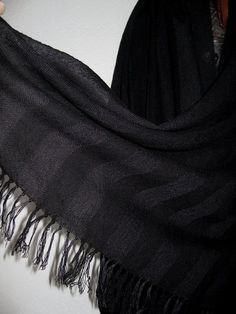 Handwoven Cashmere and Silk Shawl | Flickr - Photo Sharing!