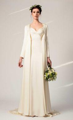 Robe de mariée Temperley London 2015 - Modèle Céline