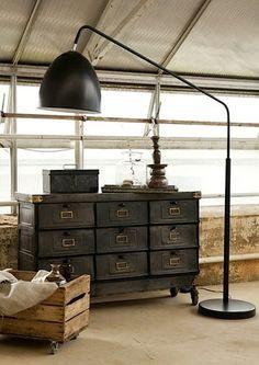 mooiste en grootste industriële lampen - industriële verlichting
