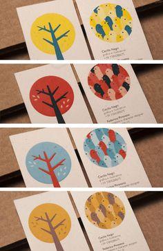 tarjetas de presentacion 56 #tarjetas #diseño #originalidad