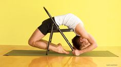 The smartest way to pain-free backbends? Just use props. Here's a sequence to help you bend over backward with ease.