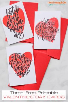 These free printable Valentines Day Greeting Cards are perfect to print and give to your sweetheart.
