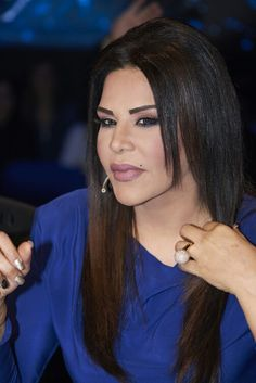 Ahlam in #blue  #Fashion  #amazing