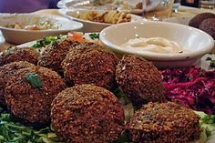 Ägyptische Falafel (Rezept mit Bild) von Egyptgirl   Chefkoch.de