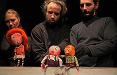 Ljubljana Puppet Theatre – My Umbrella Can Turn Into a Balloon