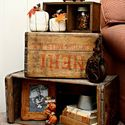 Upcycled old crate projects you can't live without!Funky Junk Interiors