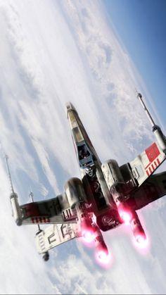 Sci Fi Star Wars Star Wars X-wing.