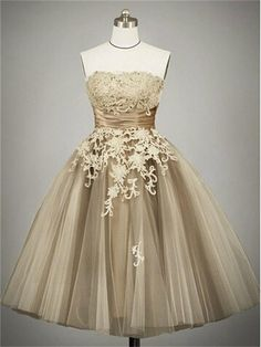 Short A-Line Tulle Pretty Homecoming Dress,Lace-up Graduation Dresses…