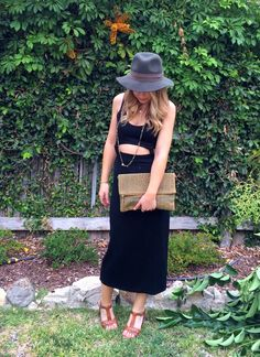 It's in the Bag: About Time #fashion #lbd #style