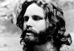 Jim morison van The Doors