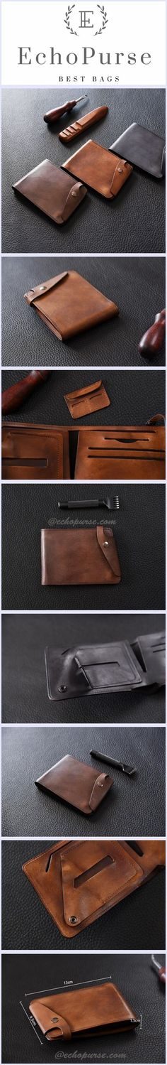 Top Grain Leather Wallet, Man`s gifts, Card Holder MT0918