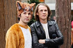 Vegard Ylvisaker Photos: YLVIS Performs on the 'Today' Show