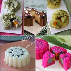 Min's Blog: 5个简易燕菜月饼食谱 Easy Jelly Mooncake Recipes