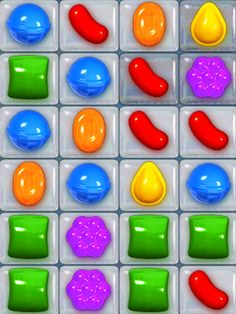 Candy Crush Saga Has You Hooked, Admit It #Refinery29