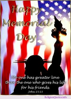 Happy memorial day 2013 #god #jesus #quotes #religion #religionquotes #religousquote Memorial Day Pictures, Memorial Day Quotes, Happy Memorial Day, Memorial Weekend, I Love America, God Bless America, Veterans Day, Military Veterans, Military Service