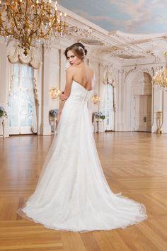 6349 lillian west bridal gown