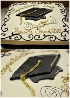 Image Detail for - Graduation Cakes   Catering Chronicles - Food for Thought
