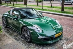 Porsche 991 Targa 4S - 5 June 2015 - Autogespot
