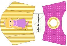 Envelope Fritas Princesa Loira Princess Rapunzel, Envelope, Blond, Party Kit, Kids Part, Princess, Envelopes, Place Settings