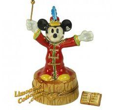 Mickey Mouse Band Leader Disney Limoges Box (Artoria)