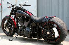 Harley-Davidson  2003 TWIN CAM NIGHT TRAIN 300-WIDE