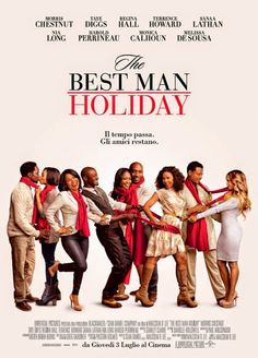 YOOHOO! copertine&cover&caratulas: The best man holiday (2013)