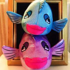Kissing, Fish