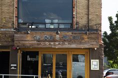 Smith Commons   H Street Corridor   Northeast Washington DC   Try the Tuna Tartare and don't skip the cocktail list!
