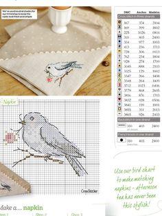 Tiny Cross Stitch, Free Cross Stitch Charts, Cross Stitch Pillow, Cross Stitch Animals, Cross Stitch Designs, Cross Stitch Patterns, Cross Stitching, Cross Stitch Embroidery, Embroidery Patterns