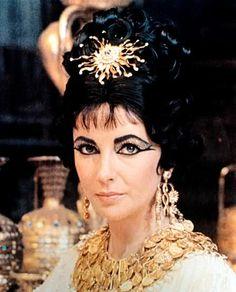 Cleopatra, Egyptian Makeup Designs and Tutorials