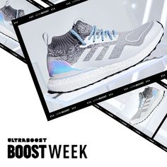 ad377f87d431 A brand new adidas Ultra Boost Mid is dropping today. 👀 💻 Check the Link