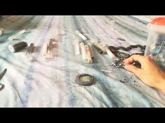 (7) I have found an idea for the beaded crochet rope ☺️ - YouTube