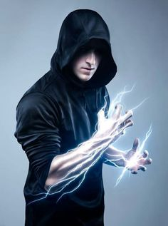Ah, here we have finally found our lightning mage. Character Concept, Character Art, Concept Art, Story Inspiration, Character Inspiration, Writing Inspiration, Fantasy World, Fantasy Art, Shadowrun