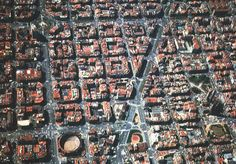 eixample from space - Google Search City From Above, City Photo, Space, Google Search, Display