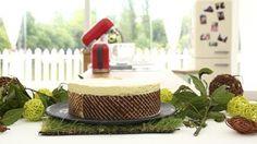Le gâteau damier poire caramel, Benjamin, Le Meilleur Pâtissier, saison 3