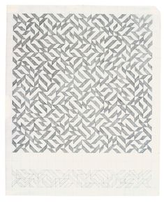 Listen to the wise words of Anni Albers, whose work redefined textiles as an art form Anni Albers, Josef Albers, Textile Patterns, Textile Art, Print Patterns, Bauhaus Textiles, Bauhaus Art, Systems Art, Graph Paper Art