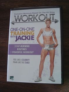 One on One Training with Jackie DVD Review