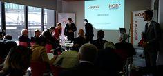 Retrouver le monde de l'aviation civile dans le cadre d'une conférence de presse (30 octobre aéroport de Toulouse Blagnac) Hop ! Air France- ATR à l'occasion de la mise en service sur les lignes HOP de l'ATR 72- 600 est une opportunité de partager encore...