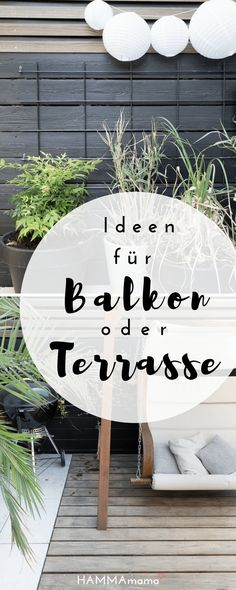 Deko-Ideen für Garten und Terrasse_skandinavisch gestalten mit Pflanzen