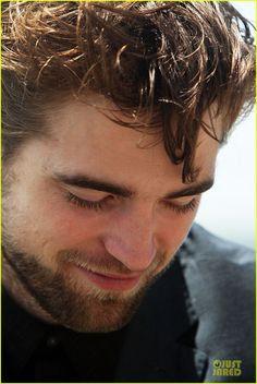 Robert Pattinson love his james dean hair