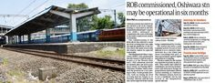 Travel is no more a worry! Oshiwara station to be operational in next six months