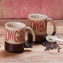 Western Coffee Mug