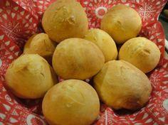 Cook the Book: Sweet Potato Cloverleaf Rolls   Serious Eats : Recipes