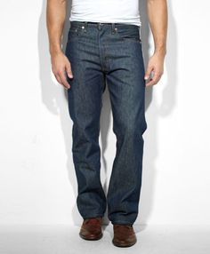 I need a new pair of Levi 501 Shrink-to-Fit (only shrink-to-fit though!)