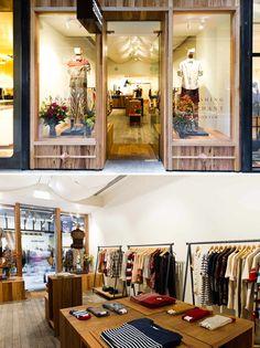 Vanishing Elephant Melbourne store designed by Adele Winteridge of Foolscap Studio