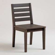 One of my favorite discoveries at WorldMarket.com: Laguna Outdoor Side Chair