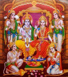 Ram darbar - God is one word Radha Krishna Images, Lord Krishna Images, Krishna Art, Hare Krishna, Ram Sita Image, Sri Ram Image, Shri Ram Wallpaper, Warriors Wallpaper, Hanuman Jayanthi
